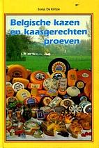 Belgische kazen en kaasgerechten proeven by…