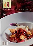 Art Culinaire (the international magazine in…