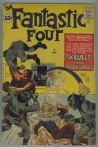 The Fantastic Four #2: 'The Fantastic Four…