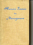 Human Factors in Management by Schuyler Dean…