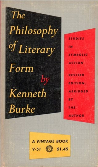 Burke Philosophy of Literary Form