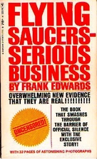 Flying Saucers - Serious Business by Frank…