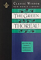 The Green Thoreau (Classic Wisdom Collection…