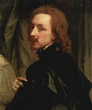 Author photo. Self-portrait, circa 1623