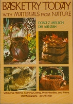 Basketry Today: With Materials From Nature…