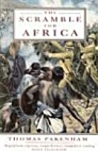 Scramble for Africa by Thomas Pakenham