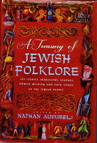 A Treasury of Jewish Folklore by Nathan…