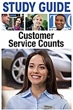 Customer Service Counts by Kantola…