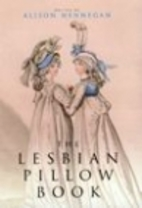 The Lesbian Pillow Book by Harper Collins…