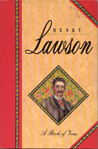 A book of verse by Henry Lawson