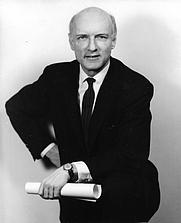 Author photo. Heinz von Förster aus Wikipedia