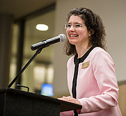 Author photo. Valerie J. Gross. Photo courtesy of Howard County Library System.