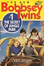 The Secret of Jungle Park by Laura Lee Hope
