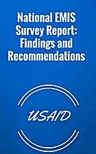 National EMIS Survey Report: Findings and…