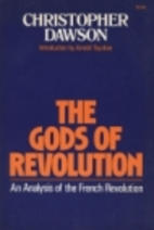 The gods of revolution by Christopher Dawson
