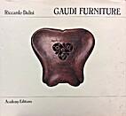Gaudi Furniture by Riccardo Dalisi