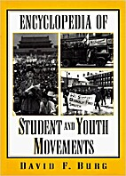 Encyclopedia of student and youth movements…