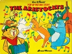 The Aristocats Pop-up Picture Story by…