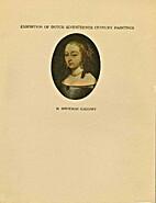 Exhibition of Dutch Seventeenth Century…