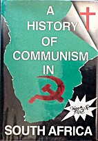 A history of communism in South Africa by…