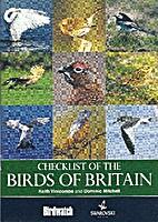 Birdwatch Checklist of the Birds of Britain…