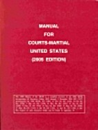 Manual for Courts-Martial