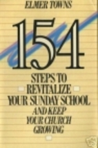 154 Steps to Revitalize Your Sunday School…