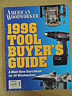 1996 Tool Buyer's Guide by American…