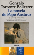 La novela de Pepe Ansúrez by Gonzalo…