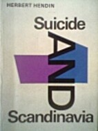 Suicide and Scandinavia; a psychoanalytic…