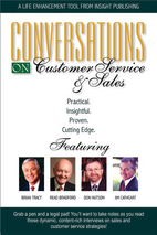 Conversations on Customer Service And Sales…