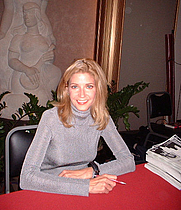 Author photo. flickr user <a href=&quot;http://www.flickr.com/photos/katesherrill/&quot;>Kate Sherrill</a>
