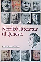 Nordisk litteratur til tjeneste: nordiske…