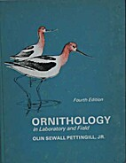 Ornithology in laboratory and field by Owen…