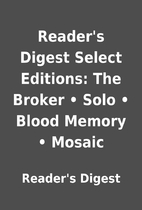 Reader's Digest Select Editions: The Broker…