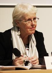 Author photo. Birgitta Boucht