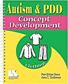 Autism & PDD: Concept Development - Clothing…