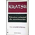 Kuatsu Tecnica Oriental de Reanimacion…