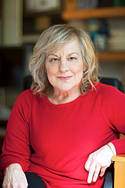 Author photo. Sue Townsend