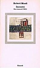 Verbintenissen by Robert Musil