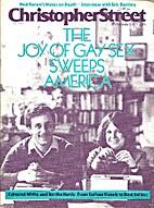 Christopher Street (December 1977) The Joy…