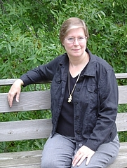Author photo. Photo by Carol Collins (2005)