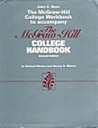 The McGraw-Hill College Workbook by John C.…