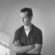 Author photo. <A HREF=&quot;http://commons.wikimedia.org/wiki/Image:Kerouac_by_Palumbo.jpg&quot;>Tom Palumbo</A>
