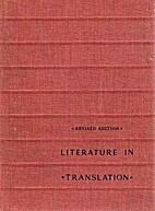 Our Heritage of World Literature, Book I by…