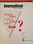 Journalism: Writing for Publication by Na