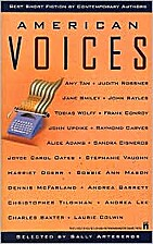 American voices : best short fiction by…