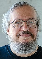 Author photo. Henry Spencer