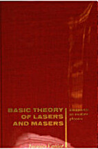 Basic Theory of Lasers and Masers: A Density…
