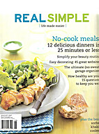 Real Simple, May 2008 Issue by Editors of…